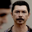 Lou Diamond Phillips in Filly Brown movie