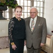 Martha Turner and Frank Campisi at the Legacy Luncheon September 2014