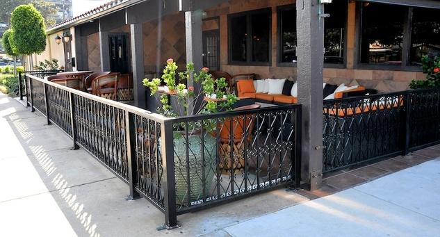 Picou0027s Mex Mex Bar Patio