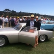 News, Shelby, Pebble Beach Concours d'Elegance,  Roberto and Janie Quiroz, August 2014