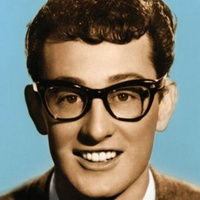 Austin Photo Set: News_dan solomon_buddy holly_September 2011_blue