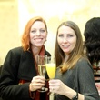 203 Liz Graham, left, and Terri Sabol at the Uptown Blow Dry grand opening in Vintage Park March 2015