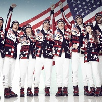 Ralph Lauren Olympic opening ceremonies uniforms January 2014 athletes