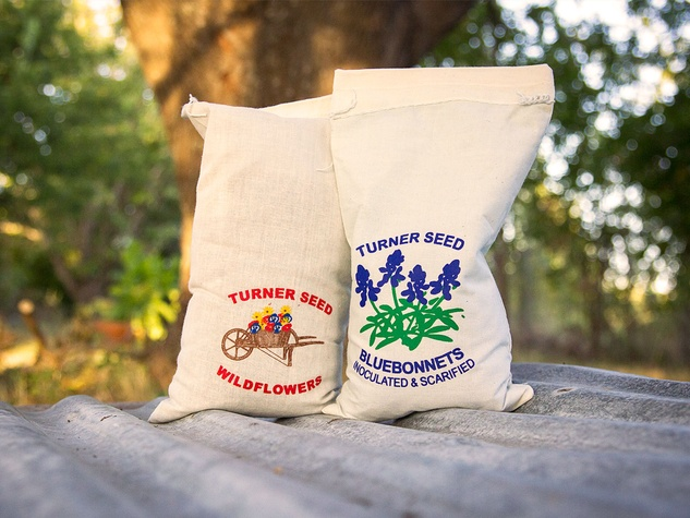 Photo of wildflower seed bags