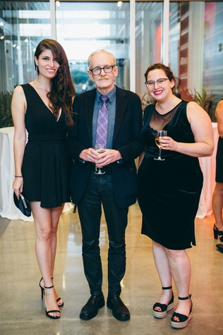 Gulf Coast Journal gala, Luisa Muradyan Tannahill, Peter Schjeldahl, Erika Jo Brown