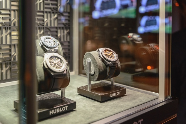News, Shelby, Hublot party, The Marquis, May 2015 Watches