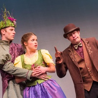 family shows, Thumbelina at A.D. Players, January 2013
