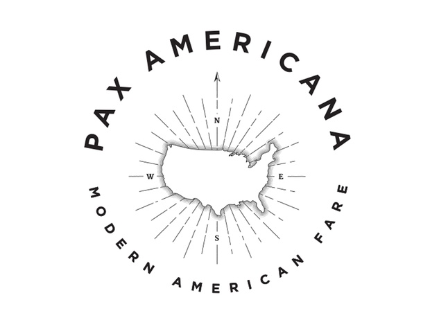 Pax Americana Houston restaurant June 2014 logo