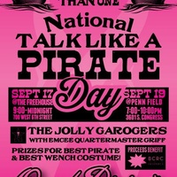 Austin photo: Event_Talk Like a Pirate Day Party_Poster