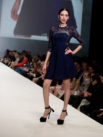 008, Fashion Houston, Chloe Dao, November 2012