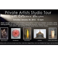 Private Artists Studio Tour with Catherine Anspon