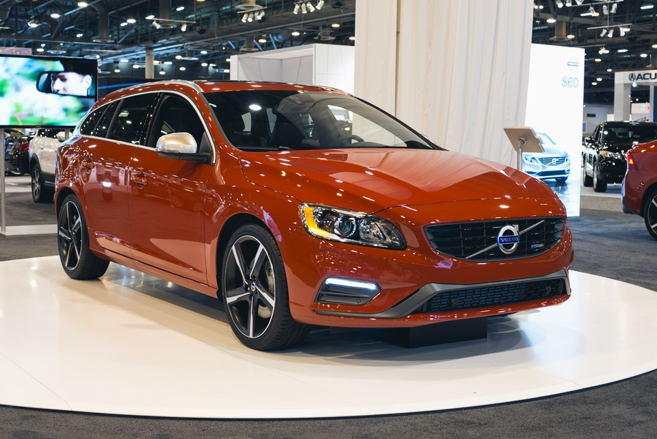 Volvo,2014 Houston Auto Show