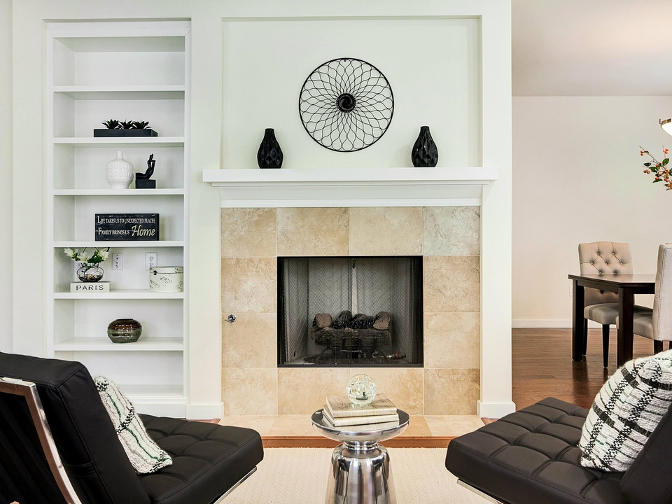 6 fabulous fireplaces that add spark to Dallas homes - CultureMap ...