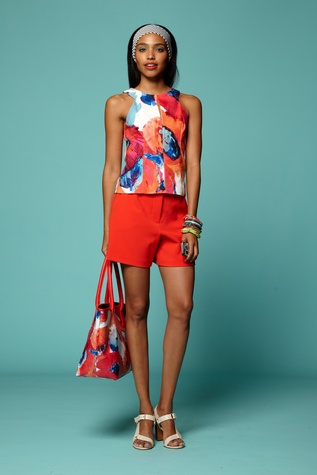 Trina Turk spring 2015 collection look 27