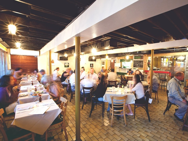 Roost Restaurant | Firewater Photography