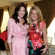 Sunie Solomon, Paige Lane, Salvation Army Luncheon