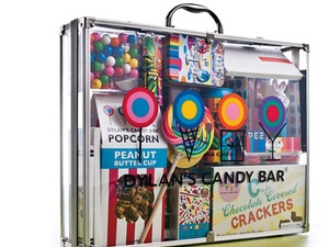 Dylan's Candy Bar Candy Briefcase