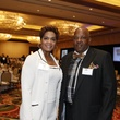News, Shelby, Souperbowl of Caring luncheon, couple ,Sept. 2014