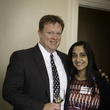 11 Jeremiah and Parul Anderson at the Houston Bar Association Harvest Celebration November 2014