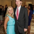 Julie and Trey Comiskey at the Community Immunity Spring Luncheon April 2014