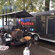 9 Q for a Cause November 2013 Charlie's barbecue truck