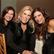 23 Rosemarie Johnson, Courtney Hopson, Melissa Mithoff at Catwalk for a Cure November 2014