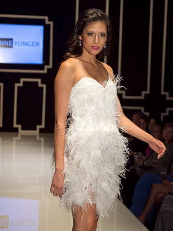 Austin Fashion Week 2014 Thursday Runways Adrienne Yunger