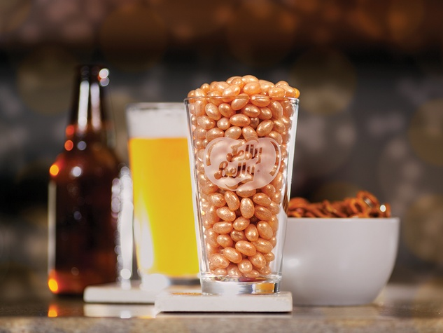 Jelly Belly beer-flavored jelly beans January 2014