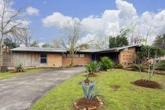 Famous Oilman 39 S Mid Century Mod House With A Pool On Sale