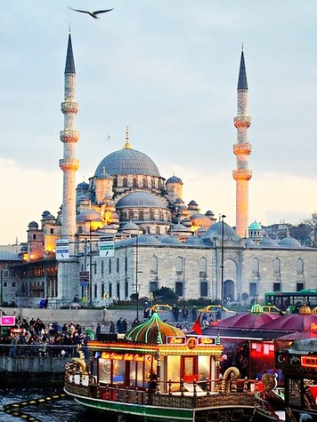 travel photos by Laurier Blanc June 2014 Istanbul-faith