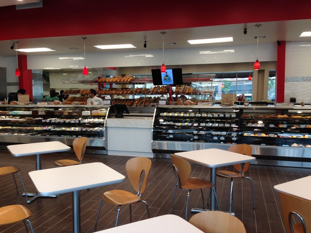 Three Brothers Bakery Washington Ave Interior