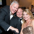 255 John Havens, from left, with Brad and Melissa Juneau at the Houston Children's Charity Gala November 2014