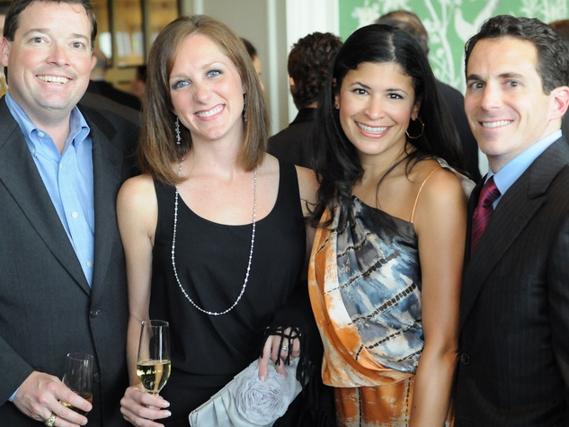 News_Small Steps Wine Classic_April 2011_Guy Brown_Lindsey Brown_Kristy Bradshaw_Chris Bradshaw