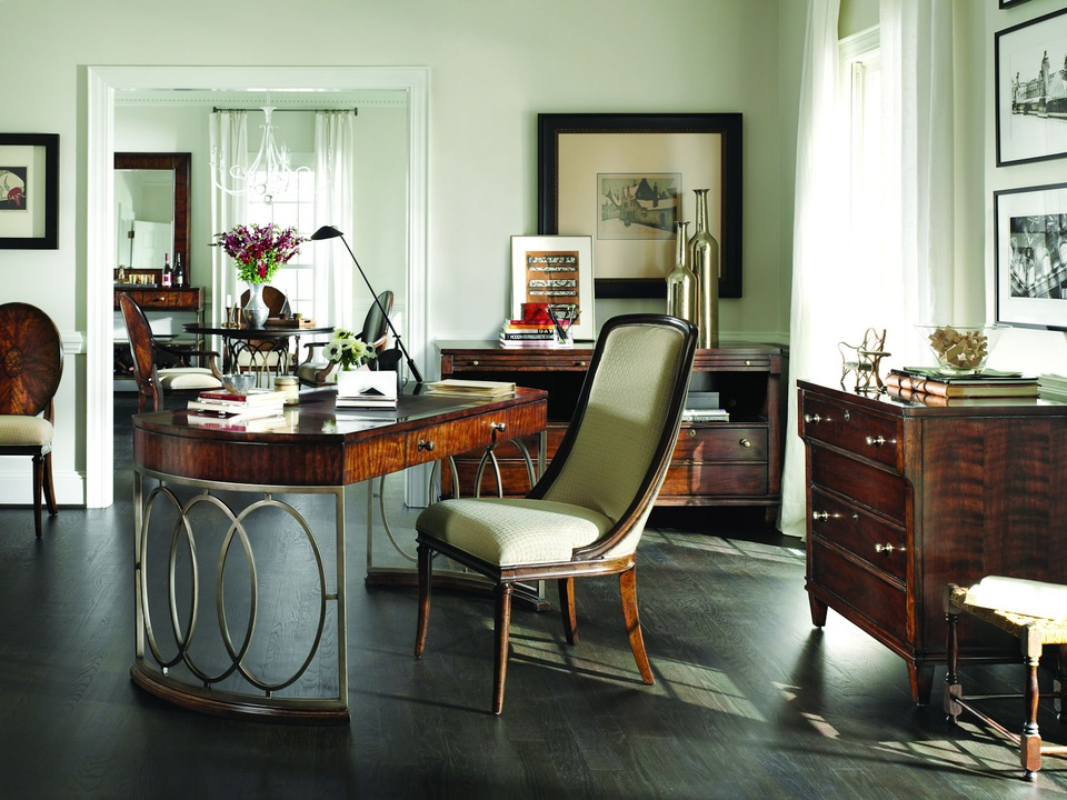old staid home offices don 39 t cut it anymore just ask paula deen