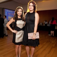 115 Lily Jang, left, and Michele Bumgarner at the Leo Bar relaunch party October 2013