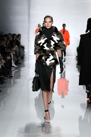 Michael Kors, Mercedes-Benz Fashion Week, February 2013