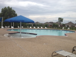 Creekside Community Pool in Crowley, Texas