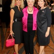 News_Nancy Owens_luncheon_October 2011_Debra Fontenot_Maxine Myers_Robin Mueck