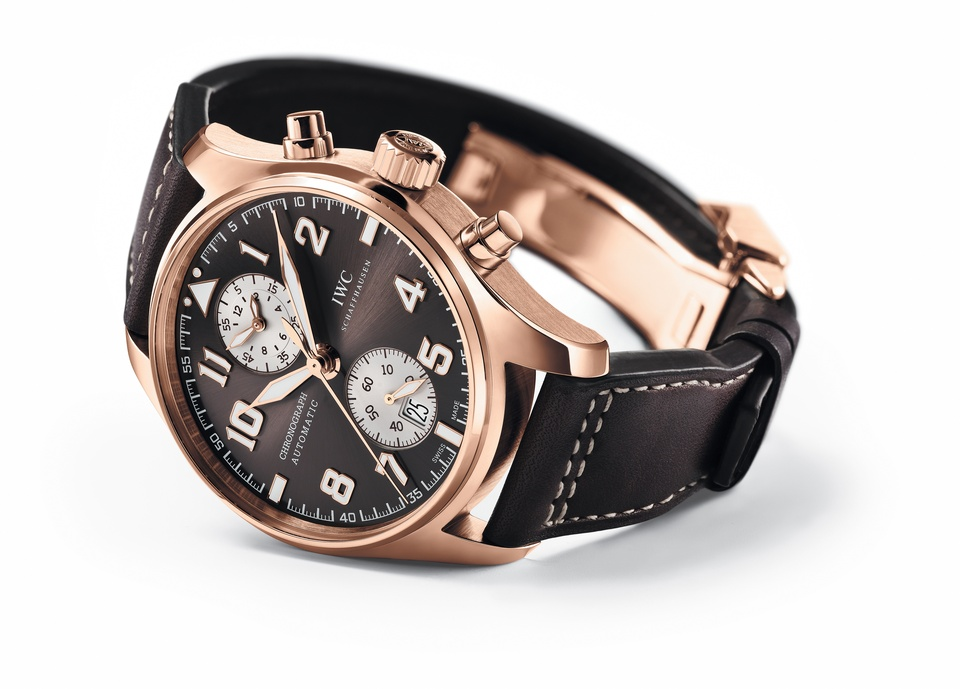 IWC Pilot's Watch Chronograph Edition Antoine de Saint Exupéry (Men's)