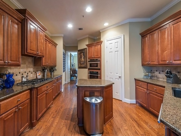 On the Market Vince Young Royal Oaks house 12006 Legend Manor Drive October 2014 kitchen