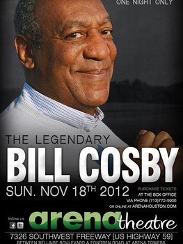 Arena Theatre_Bill Cosby