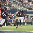 Texans vs. Cowboys Oct. 5, 2014 Texans 24 victory