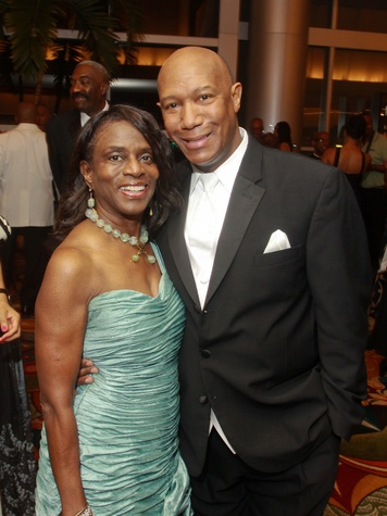 95 Clarease and Cary Yates at the UNCF Gala November 2013
