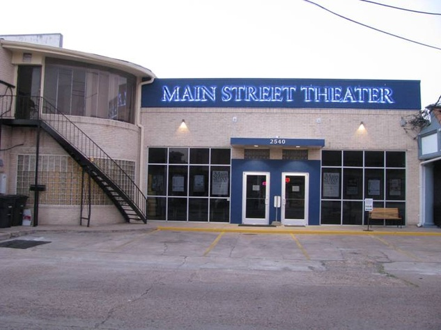 Main Street Theater current