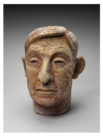 Joseph Campana, MFAH, Made in America, July 2012, Poor, Untitled Male Head