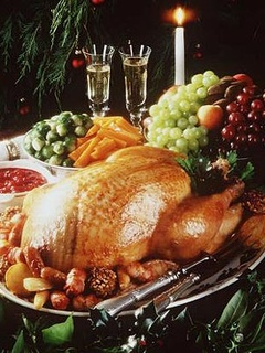 News_Christmas dinner_turkey_Dec 2010