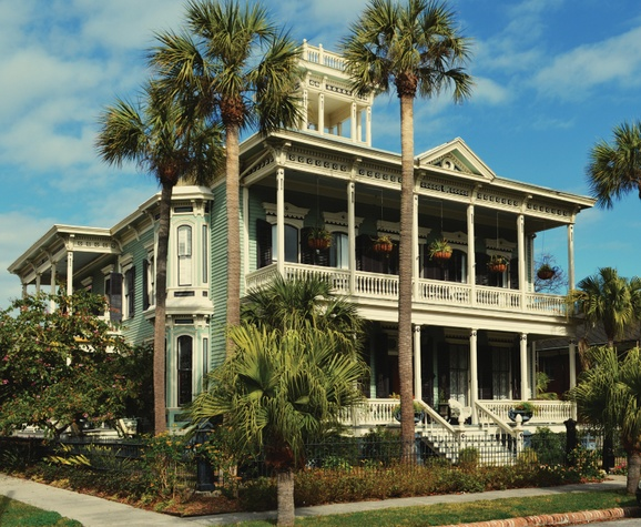 Galveston Historical Foundation's 40th Annual Historic Homes Tour