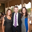 10 Michelle Meisenhalder, from left, Dr. Daniel Penny and Katie Pryor at the Houston Heart Ball Kickoff at River Oaks Country Club October 2014