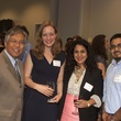 Gordon Quan, Lori Adams (Human Rights First), and others at Human Rights First office launch