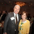 2863 Mark Wallace and  Maureen Hackett at the Menninger Luncheon May 2014